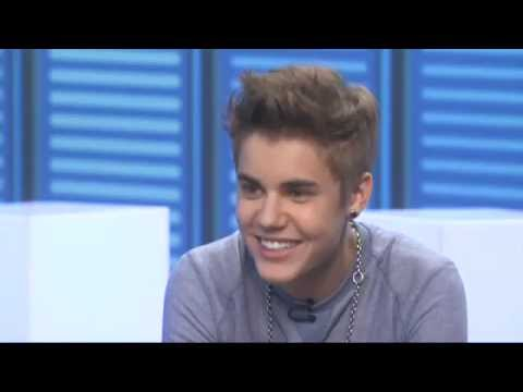 Justin Bieber Backstage Interview At Capital FM's Summertime Ball 2012