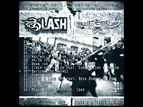 B-LASH - Stark sein