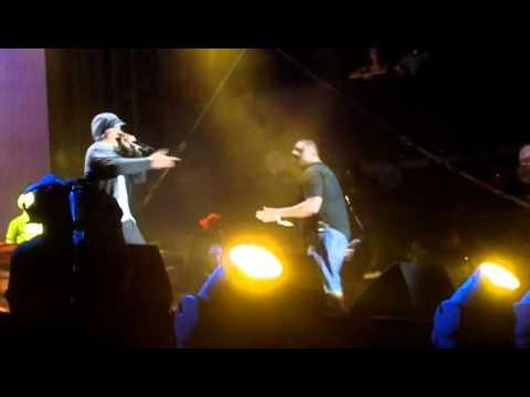 Eminem intro Lollapalooza 2011