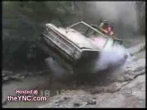Funny crashes