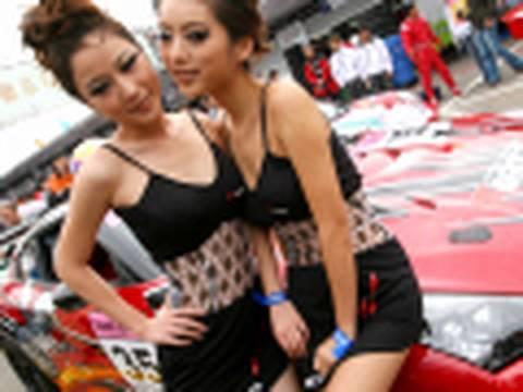 澳門 Hot Macau GP girls!
