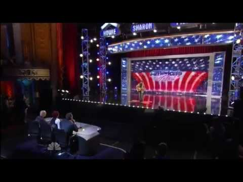Luigi Seno, 20 - American Got Talent 2010, Final Auditions