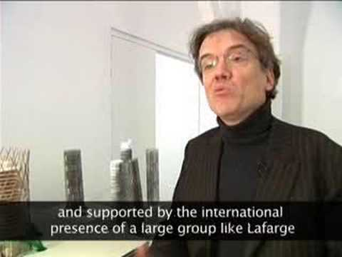 Hypergreen: interview with the architect, Jacques Ferrier