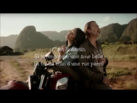 Nos Vies Paralleles (Video Lirik) [Feat. Florent Pagny]