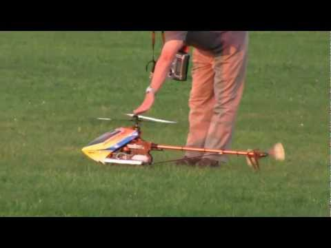 GAS POWERED R/C HELICOPTER