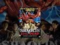 Shaolin vs Evil Dead│Martial Arts Horror Movie