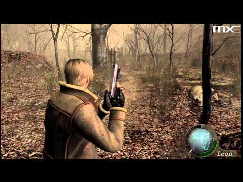Resident Evil 4 Xbox 360 Gameplay - First 24 Minutes (Scared Commentary Edition) HD