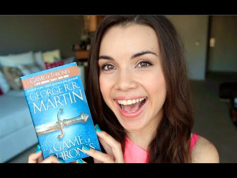 A Game of Thrones - Book Review + TV Show