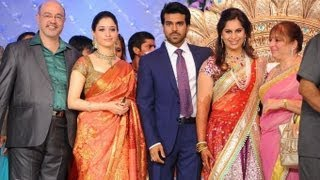 Ram Charan - Upasana - Wedding Reception - 05