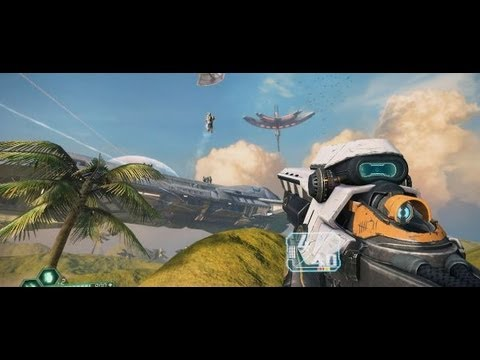 Tribes: Ascend - Technician Gameplay -nn2HyBz2Xys