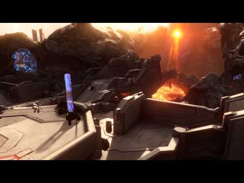 Halo 4 Spartan Ops Gameplay