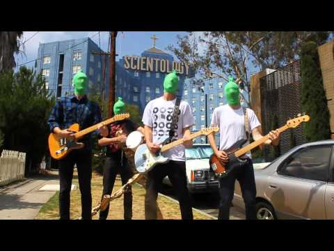Hollerado - Fake Drugs (OFFICIAL VIDEO)