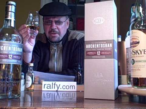 whisky review 57b - Auchentoshan 12 yo