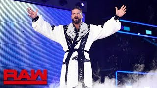 Bobby Roode debuts on Raw in the Superstar Shake-up: Raw, April 16, 2018