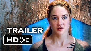 Divergent Official Trailer (2014) - Shailene Woodley, Theo James Movie HD