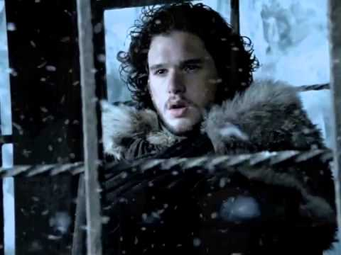 Jon Snow 80's-style Training Montage