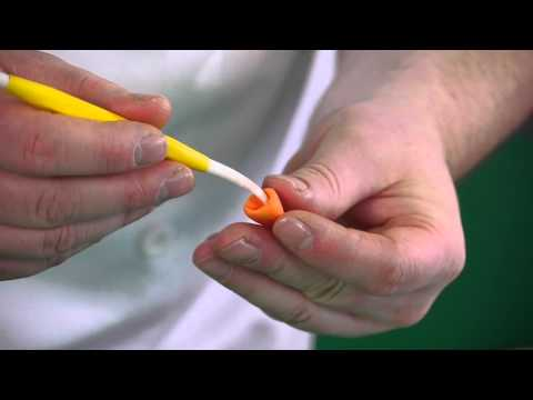 How to Make a Sugar Daffodil - Cake Decorating with Paul Bradford