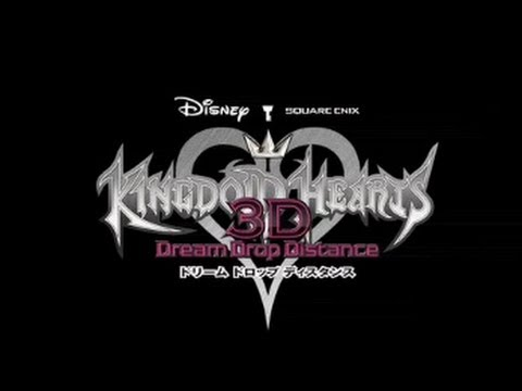 Kingdom Hearts: Dream Drop Distance - TGS 2011 Trailer -nq8N01wAyqU