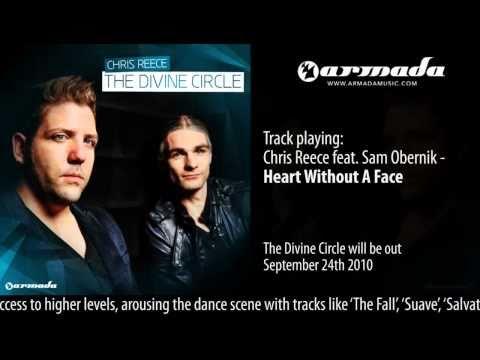 "Chris Reece feat. Sam Obernik - Heart Without A Face (""The Divine Circle"" Album Preview) - armadamusic"