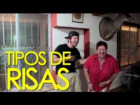 TIPO DE RISAS!!!