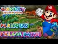 Mario Party Island Tour - Perilous Palace Path (4-Player)