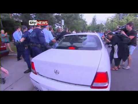Julia Gillard: Australia's Prime Minister Rescued By Bodyguards