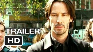 Generation Um... Official Trailer (2013) - Keanu Reeves, Adelaide Clemens Movie HD