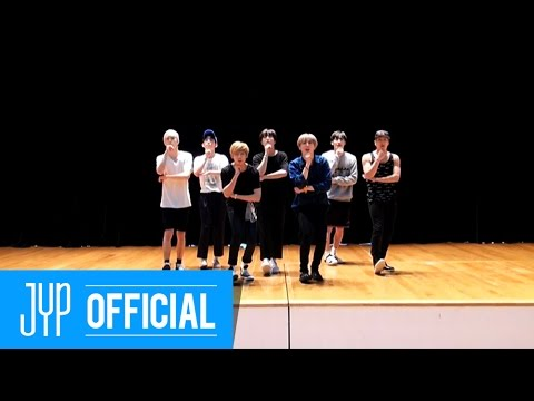 Just Right (Dance Practice Version)
