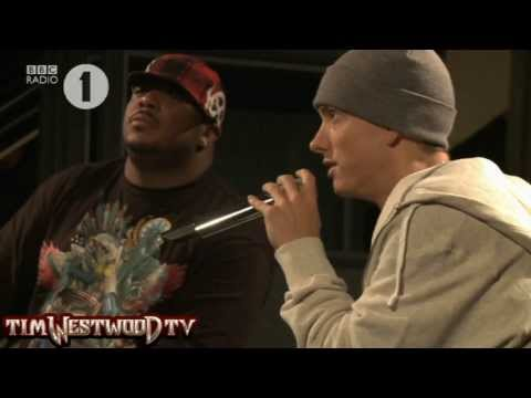 Westwood - Part 1 *EXCLUSIVE* interview with Eminem Radio 1