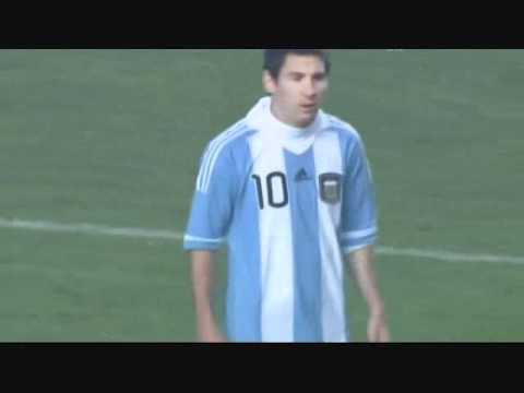 Lionel Messi vs Bolivia 02/07/2011