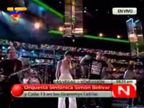 Latinoamérica  - Orquesta Sinfónica Simón Bolívar y Calle 13 (grammy latino 2011)