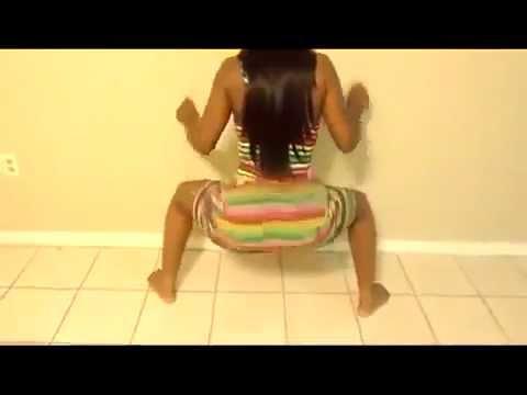 Meet The Goddess Of Twerking!!