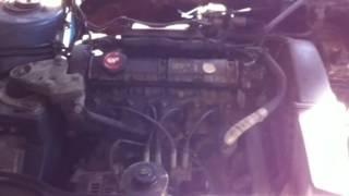 ДВС (Двигатель) в сборе Renault Laguna I (1993-2000) Артикул 50815124 - Видео