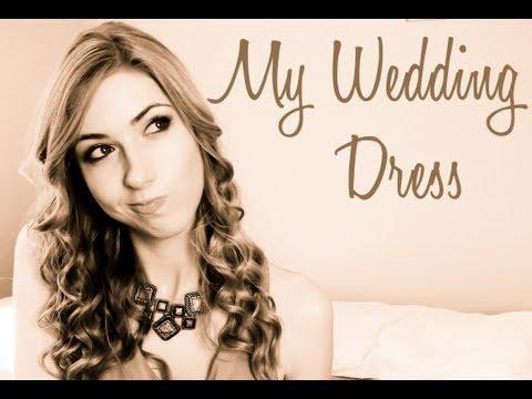 Before I Do: MY WEDDING DRESS
