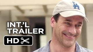 Million Dollar Arm Official UK Trailer (2014) - Jon Hamm Baseball Movie HD