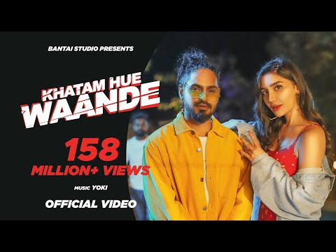 EMIWAY - KHATAM HUE WAANDE (Prod.YOKI) (OFFICIAL MUSIC VIDEO)