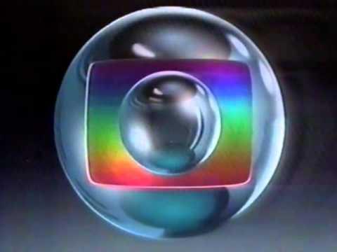 Rede Globo Intervalo Comercial - Tela Quente 1992