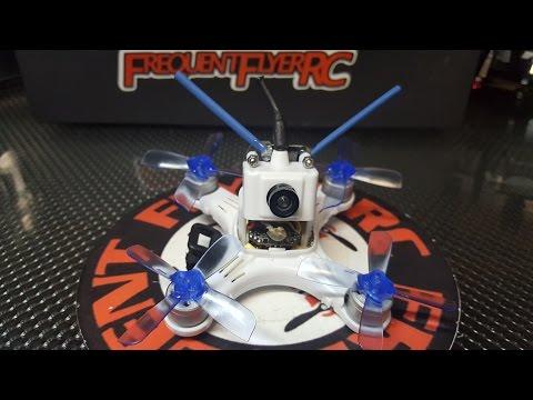 Emax BabyHawk Flies Awesome with Gemfan 2035 Bullnose Quadblades! - UCNUx9bQyEI0k6CQpo4TaNAw