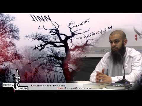 The DARK SIDE - JINN - MAGIC - RUQYA | Abu Ibraheem Husnayn