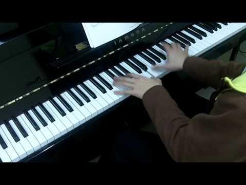 Trinity Guildhall Piano 2012-2014 Grade 1 No.3 Czerny Allegro in G
