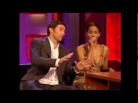 Halle Berry and Hugh Jackman Part One of Two on Jonathan Ross Complete Full Interview