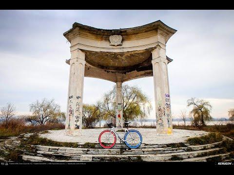 VIDEOCLIP Cu bicicleta prin Bucuresti: Calea Victoriei - Herastrau - Baneasa - Lacul Morii - Targul de Craciun