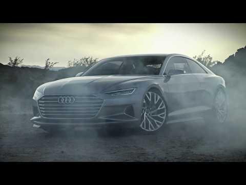 Audi prologue - Aufbruch in eine neue Design-Ära