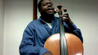 Michael Jackson Smooth Criminal Intro Hip-Hop Cello Beatboxing