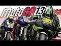 MotoGP 13 Gameplay #01 - Die Karriere beginnt