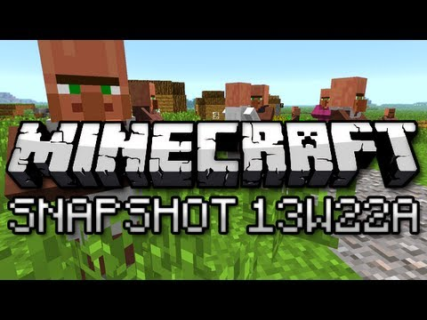 Minecraft: Testificate and Horse Noises (Snapshot 13w22a)