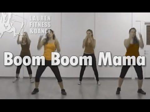 Zumba - Boom Boom Mama -nxouhx9Sm0o