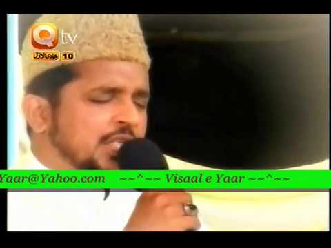 URDU NAAT(Khusha Qismat)SYED SABIH REHMANI IN QTV.BY  Naat E Habib