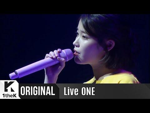 Palette (Live One Version)