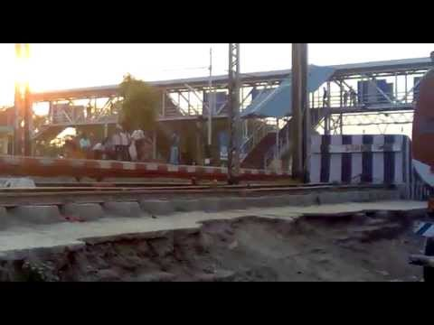 PAKISTAN RAILWAY STATION VIDEO